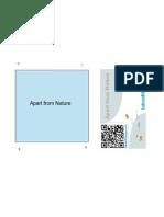 Design Envelope Sheets - Gibson Burrell model