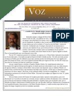 La Voz Octubre 2011