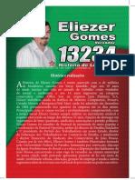 Plataforma política Eliezer Gomes vereador 13
