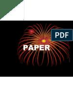 Power Point Utk Paper