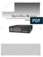 Dvr-400 User Manual