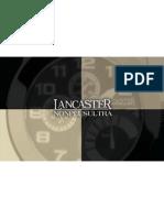 Lancaster NonPlusUltra