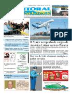 Jornal DoLitoral Paranaense - Edição 127 - Online - julho 2008