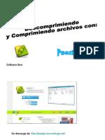 PREAZIP, software libre para comprimir y descomprimir archivos