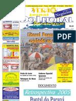Jornal DoLitoral Paranaense - Edição 39 - Online - janeiro 2006