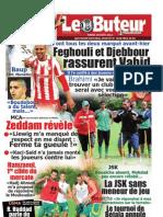 LE BUTEUR PDF du 28//08/2012
