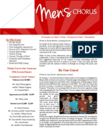 Friends of Note Newsletter 01.12