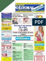 Jornal DoLitoral Paranaense - Edição 35 - Online - outubro 2005