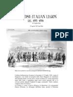 2012 ILARI La British Italian Legion del 1855-56
