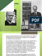 Biografia b f Skinner