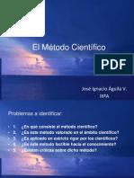 ppt metodo cientifico