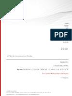 MKT 022- PREMIO CITROËN CREÁTIVE TECHNOLOGIE III EDICION