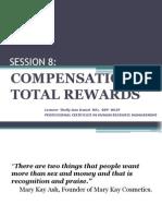 Lecture 8 - Compensation
