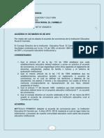 Manual de Convivencia El Carmelo 20 de Marzo Original (Autoguardado)