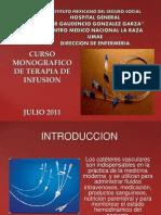 Monografico Terapia de Infusion