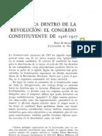 Peter H. Smith - La política dentro de la revolución. El Congreso Constituyente de 1916-1917