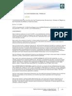 Decreto 1694-2009