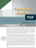 Chapa 1 Programa 27-8-2012
