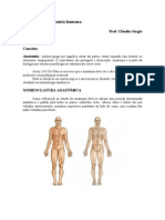 Introdução à anatomia humana.aula