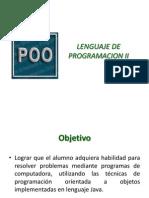 Introduccion POO