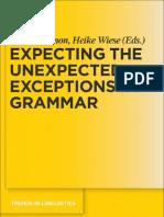 89378429 Exceptions in Grammar