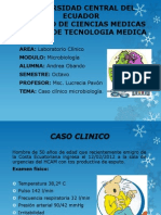 Caso Clinico Andrea Obando