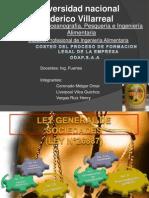 Ley General de Sociedades [Autoguardado]