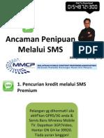 Ancaman Penipuan SMS