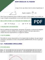 teoria Funciones y fómulas trigonométricas