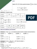 Ejercicios_resueltos Funciones y fómulas trigonométricas
