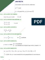 teoria Geometría Analítica