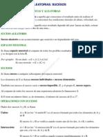 teoria Cálculo de Probabilidades