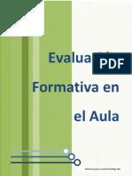 Evaluacion Formativa en El Aula Verion 3