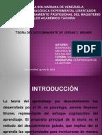 Diapositivas de Bruner