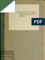 Staerk. Alte und neue aramäische Papyri. 1912.
