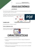 Caracteristicas Del Portafolio Electronico