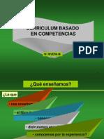 Curriculum Por Competencias Laborales
