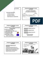 Planejamento, Programacao e Controle Da Producao