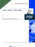 Domo HD62-66WDR Installman v2.0