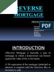 3. Reverse Mortgage