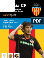 Valencia CF Summer Camp