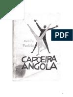 Mestre Pastinha Capoeira Angola Livro
