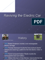 The Electric Car