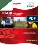 Proyecto de Modernizacion de La Refineria Talara