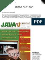 Programmazione AOP con AspectJ