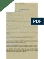 COMUNICACIÓN-Funciones del lenguaje