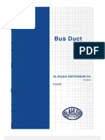 Bus Duct and Supports