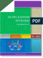 Adhoc & Sensors Networks - Assignment No. 05