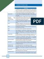 #CAGreportONGC Glossary