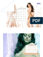 2009.Calendar.bollywood